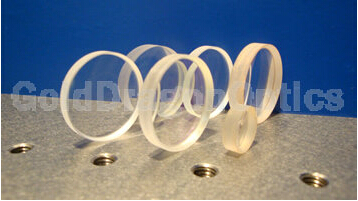BK7 Plano-concave Spherical Lenses