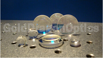 BK7  Bi-convex   Spherical  Lenses