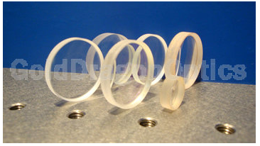 Fused Silica Plano-concave  Spherical Lenses